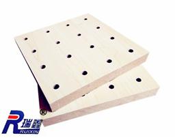 环保E1级孔木吸音板