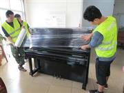 深圳高档钢琴搬运 钢琴包装 专业搬运师傅