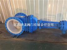 Z541F4-10C耐腐蚀伞齿轮闸阀_国标