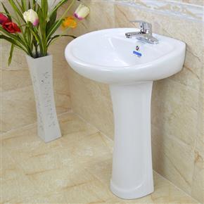 不锈钢浴室柜组合洗手盆