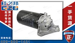 三一挖掘机配件批发机油滤清器总成ME088762 B222100000653
