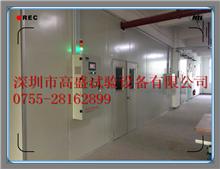 LED控制系統老化房(靈星雨科技)