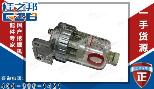 三一挖掘机配件批发 油水分离器ME091412 B229900002809