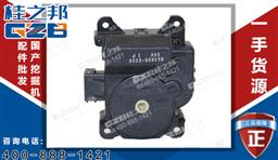 三一挖掘机空调伺服电机总成063800-0300(24V) 60049947 三一挖机配件