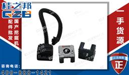 三一挖掘机电磁阀线圈EMDV-08-N-3M-0-24D 三一挖机配件