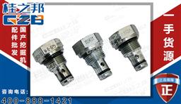三一挖掘机单向阀CVFB-08-N-0-025(1010048-108) 60082836 三一挖机配件