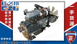 三一挖掘机柴油发动机