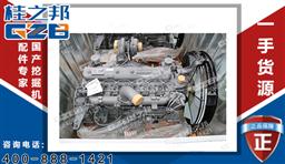 发动机CC-6BG1TRP-128.5kW-COMII-Isuzu三一挖掘机配件 B220200000085
