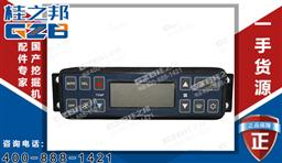 挖掘机空调控制器 空调控制面板C20034-8080 三一挖掘机配件 60208749