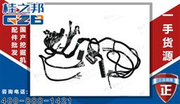 三一挖掘机配件批发 驾驶室线束SY235C8I2K.5Q.1