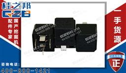 三一挖掘机继电器4RD-007-903-027/DC24V 三一挖掘机配件 B240700000250