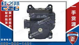 三一挖掘机空调伺服电机总成063800-0300(24V) 60049947