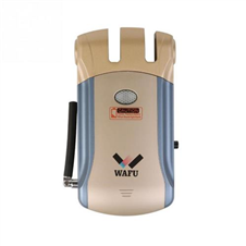 WAFU Keyless Entry Lock Invisible Remote Control Lock of 315MHZ with 4 Remote Keys (WF-008)