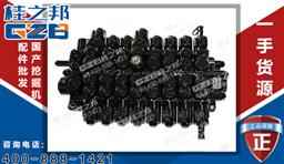 三一挖掘机多路阀SCX180-H11三一75挖掘机多路阀60015195