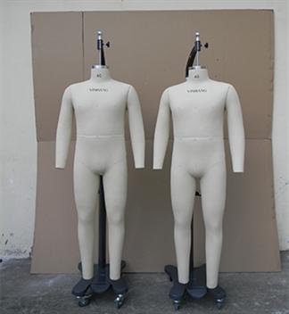 美国alvanon人体制衣模特,美国alvanon立裁模特