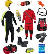 水域救援個人裝備套裝