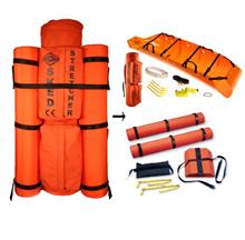 水域救援漂浮擔架系統套裝