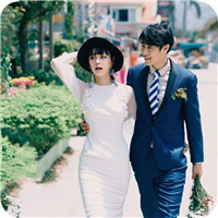 婚纱摄影-日式小清新