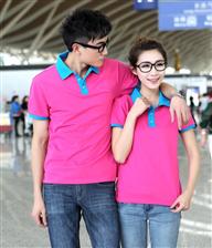 廠家直銷純白色圓領T恤文化衫廣告衫訂做印字 班服廣告衫LOGO定做