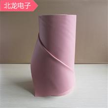 矽胶布粉红色0.3mm硅胶布一卷50米可定制颜色规格厚度