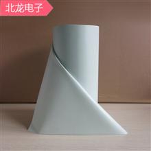 矽胶布绿色0.23mm导热绝缘布矽胶片厚度0.23MM浅绿色硅胶布矽胶片