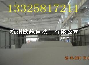 北京天津济南屋顶式防尘门