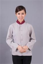酒店保洁员工作服物业清洁工服套装制服女
