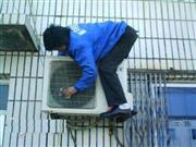 深圳沙井搬家公司 空调移机