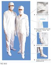 食品车间工作服白色长袖短袖男女四季款优质工艺套装防尘工装批发