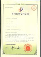Patent certificate - desktop p.