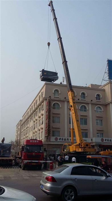 高空高层吊装设备