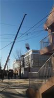 发电机组吊装搬运就位