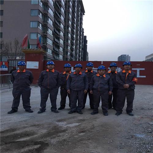 公司起重工部分員工安全培訓現場