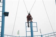 展东拓展——高空挑战