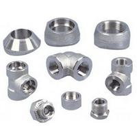 Dual phase steel F51 forged pipe fittings