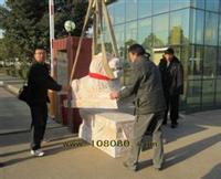 海淀区吊装公司石狮子吊装就位