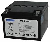 大连购德国阳光蓄电池A412/32G6
