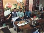 孟加拉客户来访