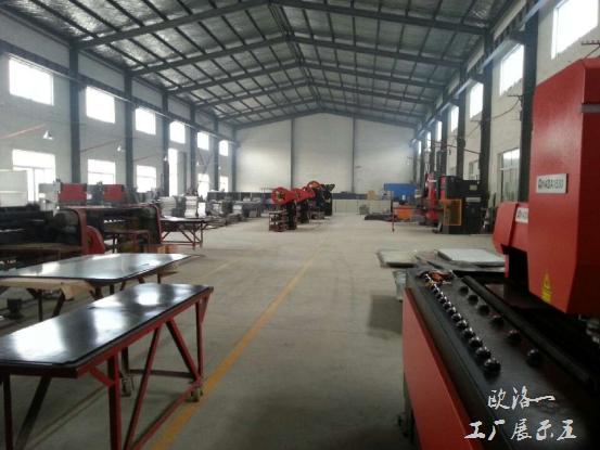 欧洛一工厂生产车间展示五