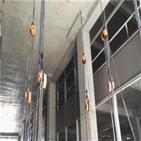 公司望京吊装机组-起重电动葫芦应用展示