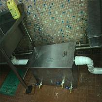 东方奥利恩表业员工食堂含油污水处理工程