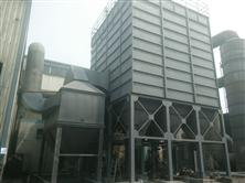高压静电环保除尘系统