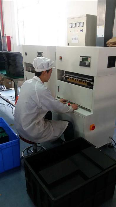 劲豹热压机在中国高科