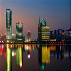 湖北武汉LED夜景