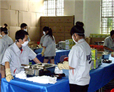 Enthusiastic cooperation Thank Xingcan wipes for many years
