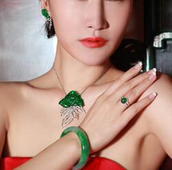 Exquisite jade Feng Shui