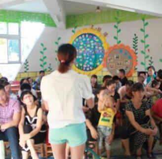 玩具店和幼儿园合作