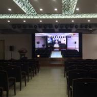 会议室触摸拼接大屏智能多人多点互动解决方案-深圳市鹏尔科技有限公司