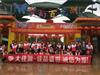 大佳源采购团队来东莞松湖生态园花海农家乐参与拓展培训