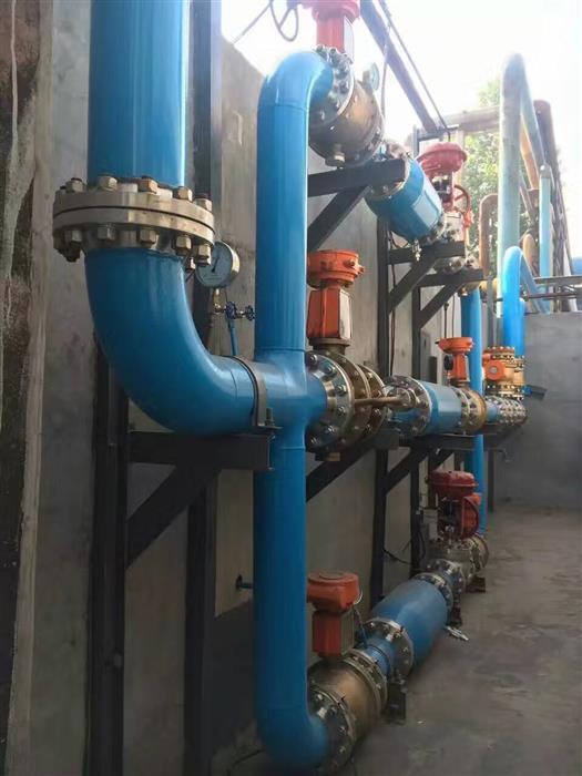 氧气系统现场图
